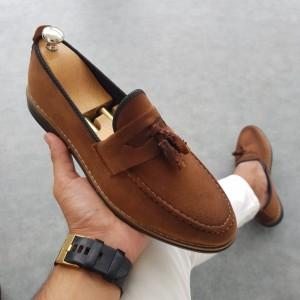 TABA Süet Ayakkabı - OLD 4082