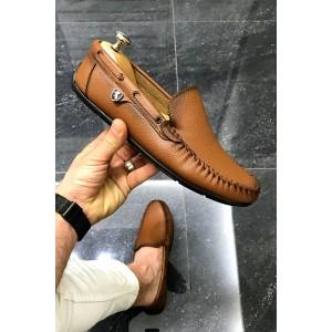 Taba Cilt Ayakkabı - OLD 496