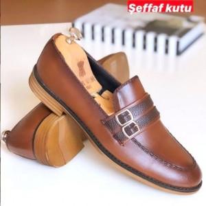 Taba Cilt Ayakkabı - A 554
