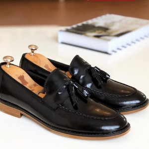 Siyah Rugan Ayakkabı - A 761
