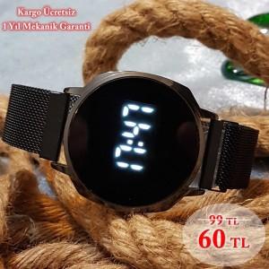 Dokunmatik Unisex Led Kol Saati Dkn017