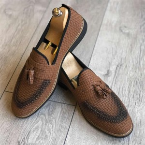 Erkek Klasik Ayakkabı K007