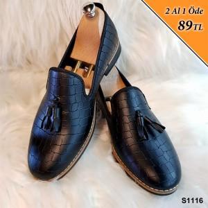Erkek Klasik Ayakkabı S1116