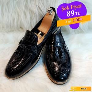 Erkek Klasik Ayakkabı S1118