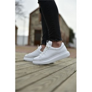 Erkek Spor Ayakkabı Beyaz CH257BTB