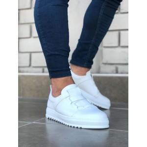 Erkek Spor Ayakkabı Beyaz W036b