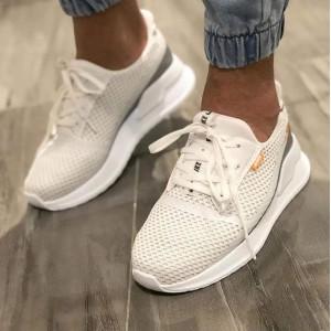 Beyaz Spor Ayakkabı - SPR 010