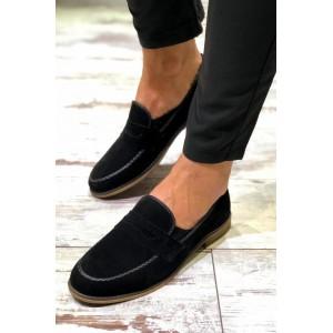 Siyah Süet Ayakkabı - A 180