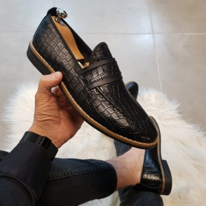 Siyah Cilt Ayakkabı - OLD 4151
