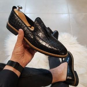 Siyah Cilt Ayakkabı - OLD 4031