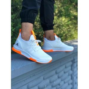 Beyaz Kahve Spor Ayakkabı - SPR 030