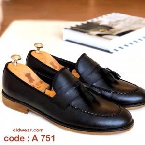 Siyah Cilt Ayakkabı - A 751