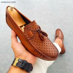Taba Cilt Ayakkabı - OLD 5203